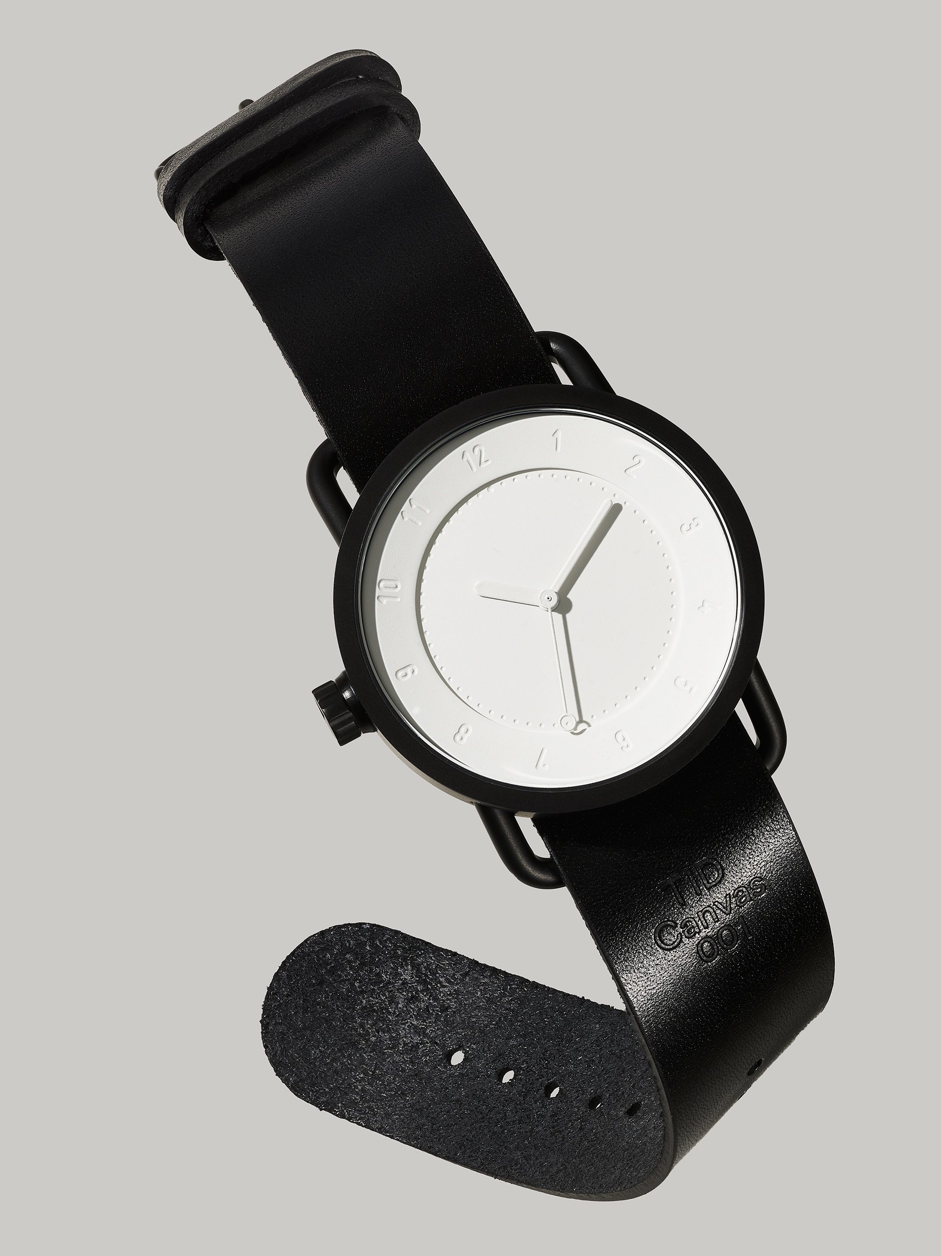 sam canvas watch undone watches by new concept brand and